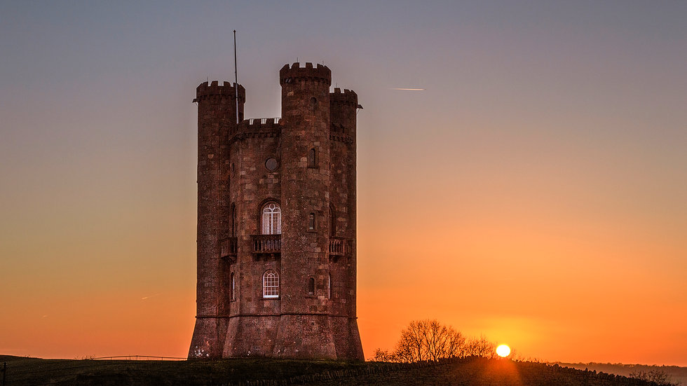 A Final Stand, Broadway Tower