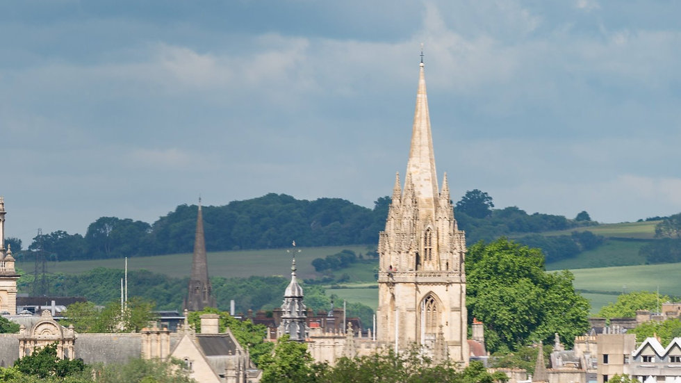 Saints and Spires, Oxford