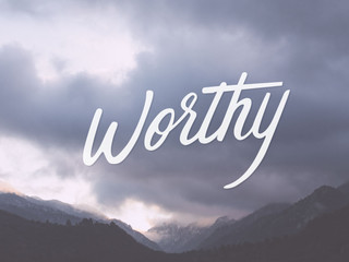 About welcome, not worthiness