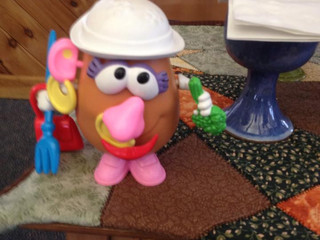 Mrs. Potato Head and the Body of Christ