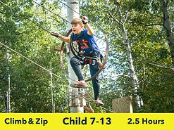 Child High Ropes Courses
