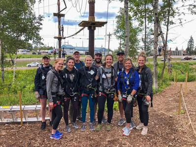Adventure Weddings, Birthday Parties, and Reunions on the North Shore MN