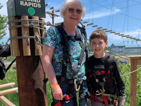 Fun for Every Family Member at the Adventure Park!