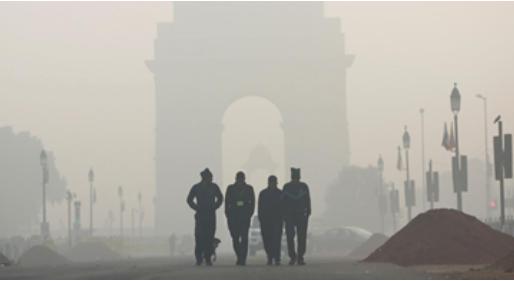 Delhi's Diwali turns poisonous