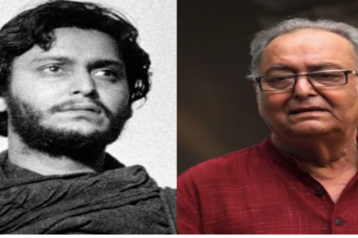 Actor Soumitra Chatterjee passes away at 85