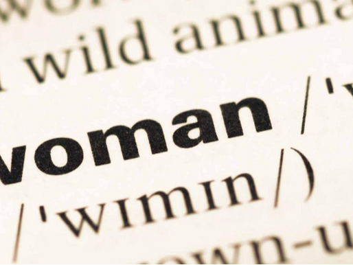 Oxford Dictionary updates the definition of 'woman'