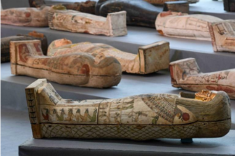Egypt unveils age-old mysteries
