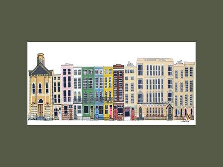 8x6in Westbourne Place, Cobh, Cork, Ireland.