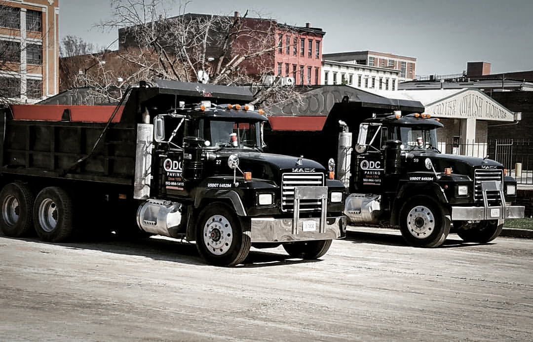 ADC Paving Trucks