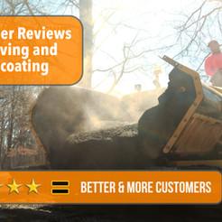 Customer Reviews in Paving & Sealcoating