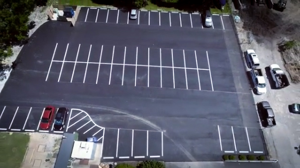 Small Parking Lot