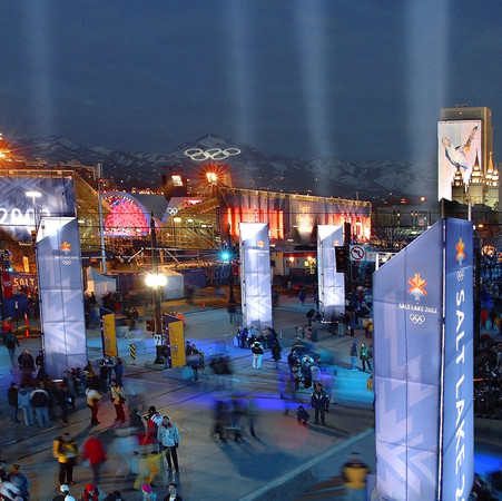 EVENT PRODUCTION  |  Venue Producer, Olympic Winter Games