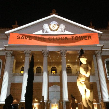 DIGITAL MEDIA  |  Creative Director, Caesar's Palace Projection Mapping