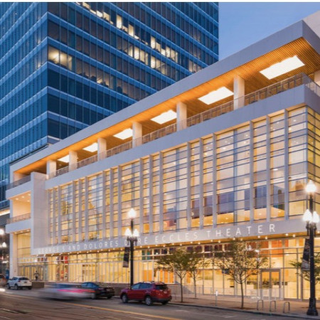 PLACE MAKING  |  Design and Construction, Eccles Theater and Cultural District