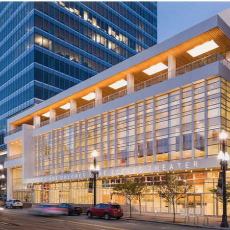 PLACE MAKING  |  Design and Construction, Eccles Theater