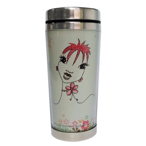 THAT'S RIGHT SUNSHINE! YOU GOT THIS! Travel Mug