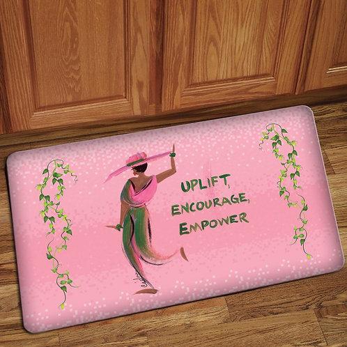 UPLIFT, ENCOURAGE, EMPOWER Interior Floor Mats