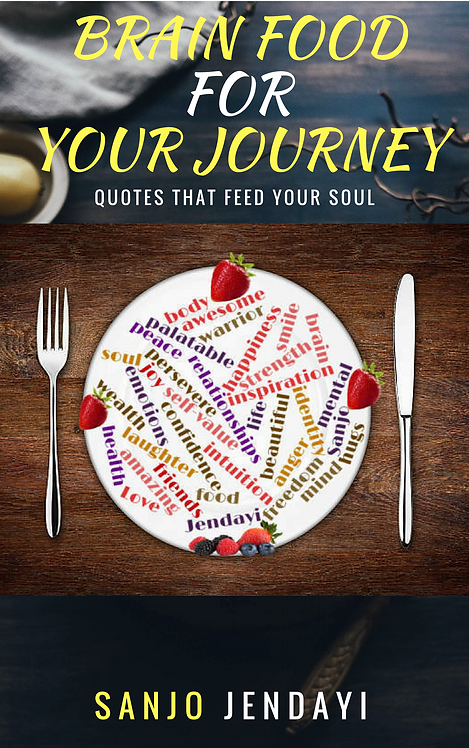 Brain Food for Your Journey