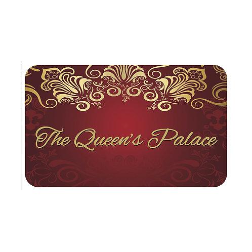 THE QUEEN'S PALACE Interior Floor Mat