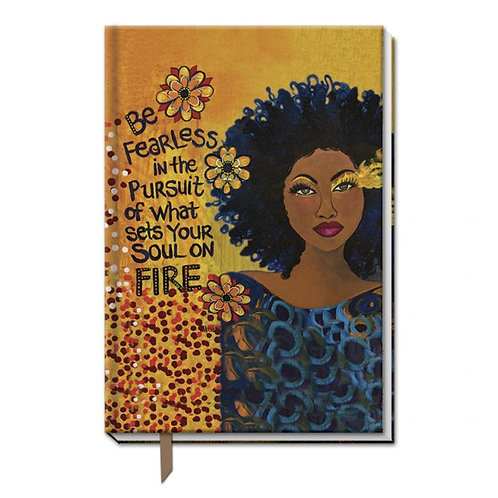 "SOUL ON FIRE SYLVIA ""GBABY"" COHEN, LARGE CLOTH JOURNALS"