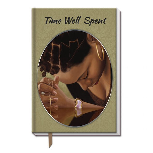 TIME WELL SPENT HENRY LEE BATTLE, LARGE CLOTH JOURNALS