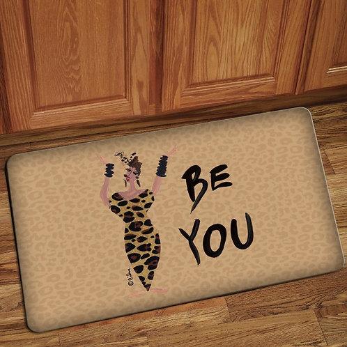 BE YOU Interior Floor Mats