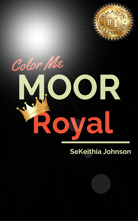 Color Me MOOR Royal