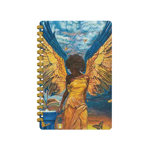 ANGELIC GUIDANCE STATIONERY, LARGE JOURNALS