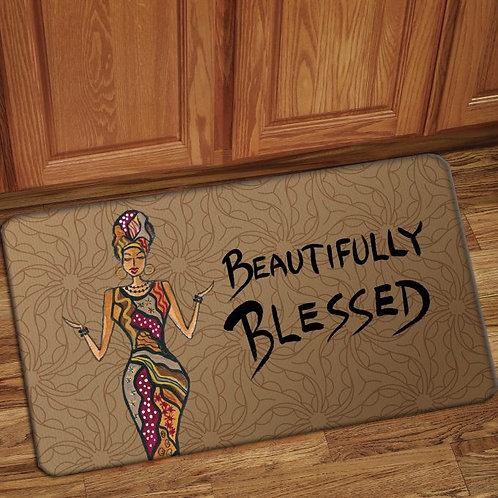 BEAUTIFULLY BLESSED Interior Floor Mats