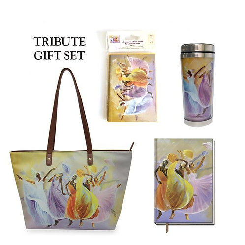 TRIBUTE GIFT SET