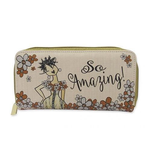 So Amazing Long Wallet