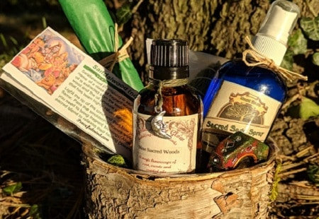 Sacred Trees Gift Basket