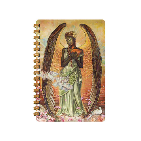 ANGEL OF LOVE STATIONERY, LARGE JOURNALS