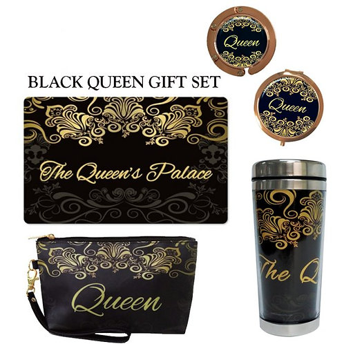 BLACK QUEEN GIFT SET