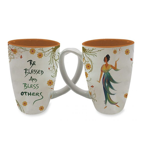 Be Blessed and Bless Others Latte Mugs
