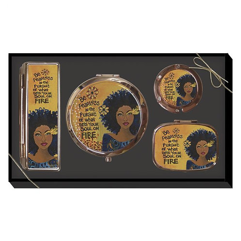 Soul On Fire Purse Accessory Gift Set