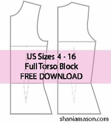 FREE Torso Block