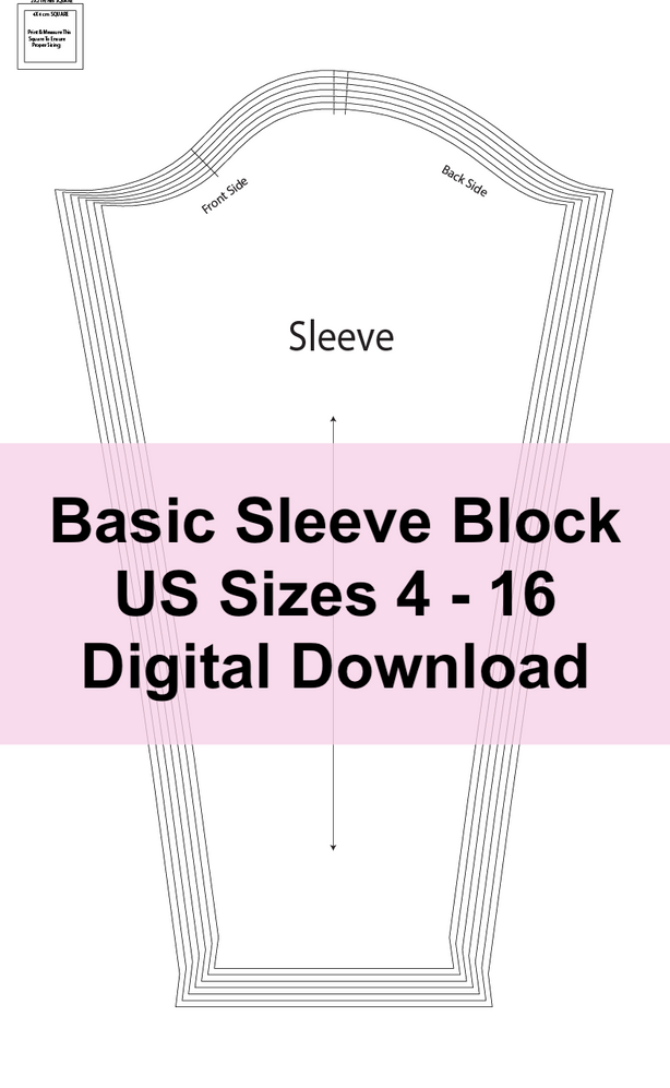 Basic Sleeve Block