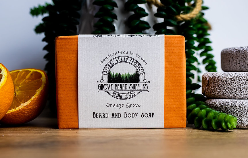 Orange Grove Soap