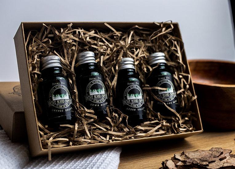Full Beard Oil Set