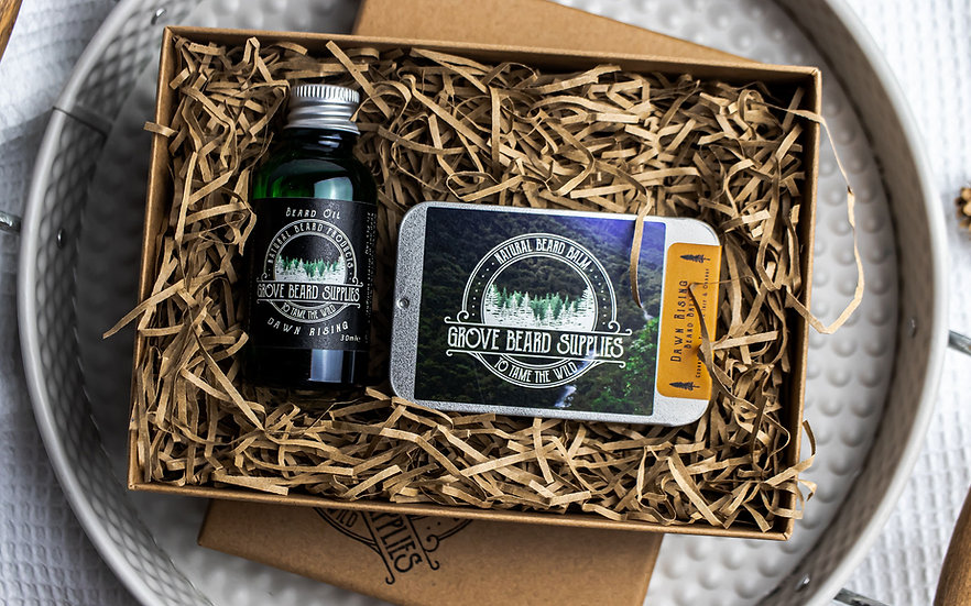 Oil and Balm Gift Set