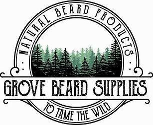 Grove beard supplies natural vegan plastic free