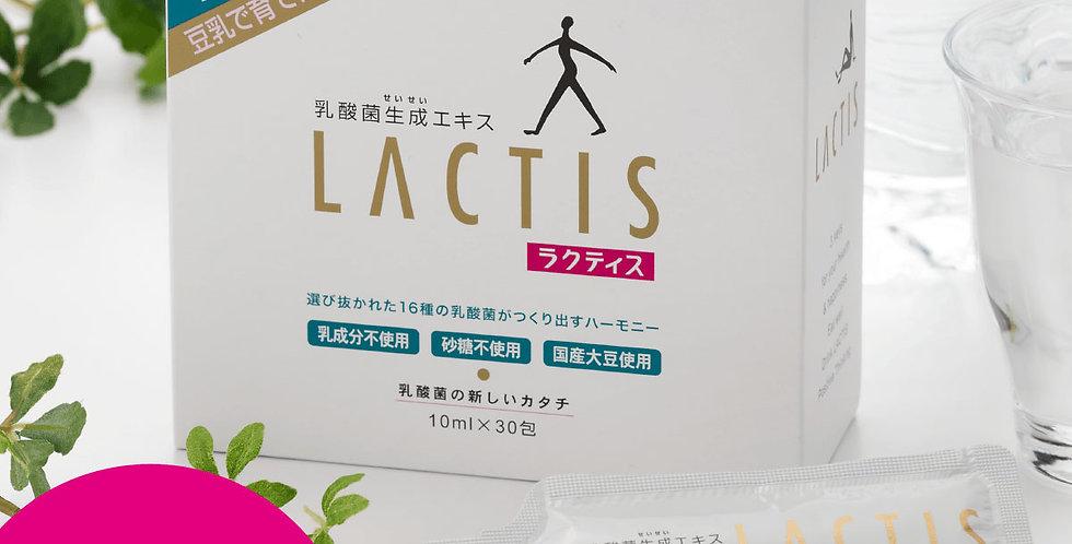 日本 LACTIS 乳酸菌生成萃取液