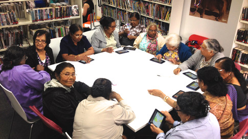 @ Manor Park Library