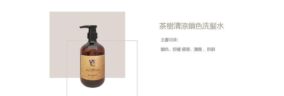 茶樹清涼鎖色洗髮水(1支)