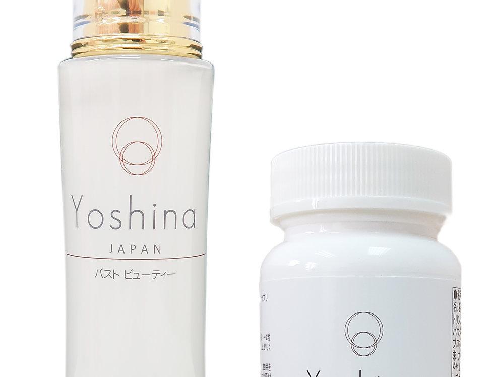 Yoshina 1個月套裝