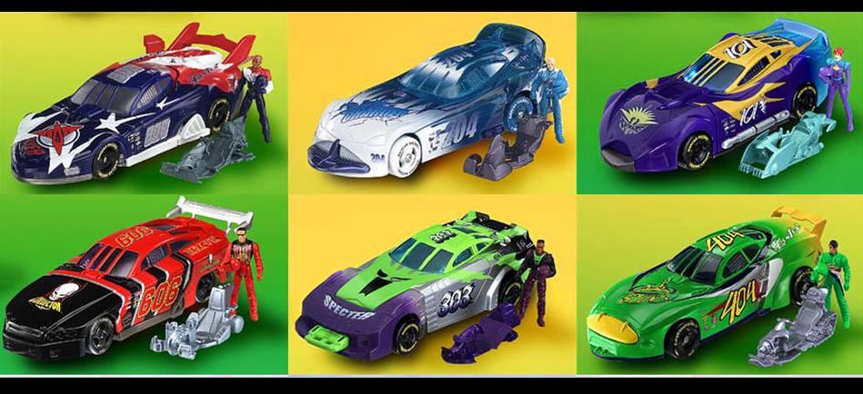 Nascar Racer Toys