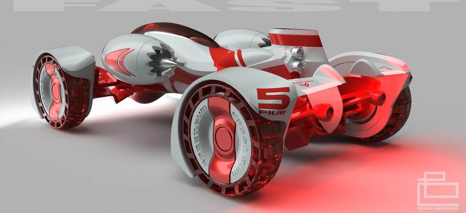 Future Racer 5