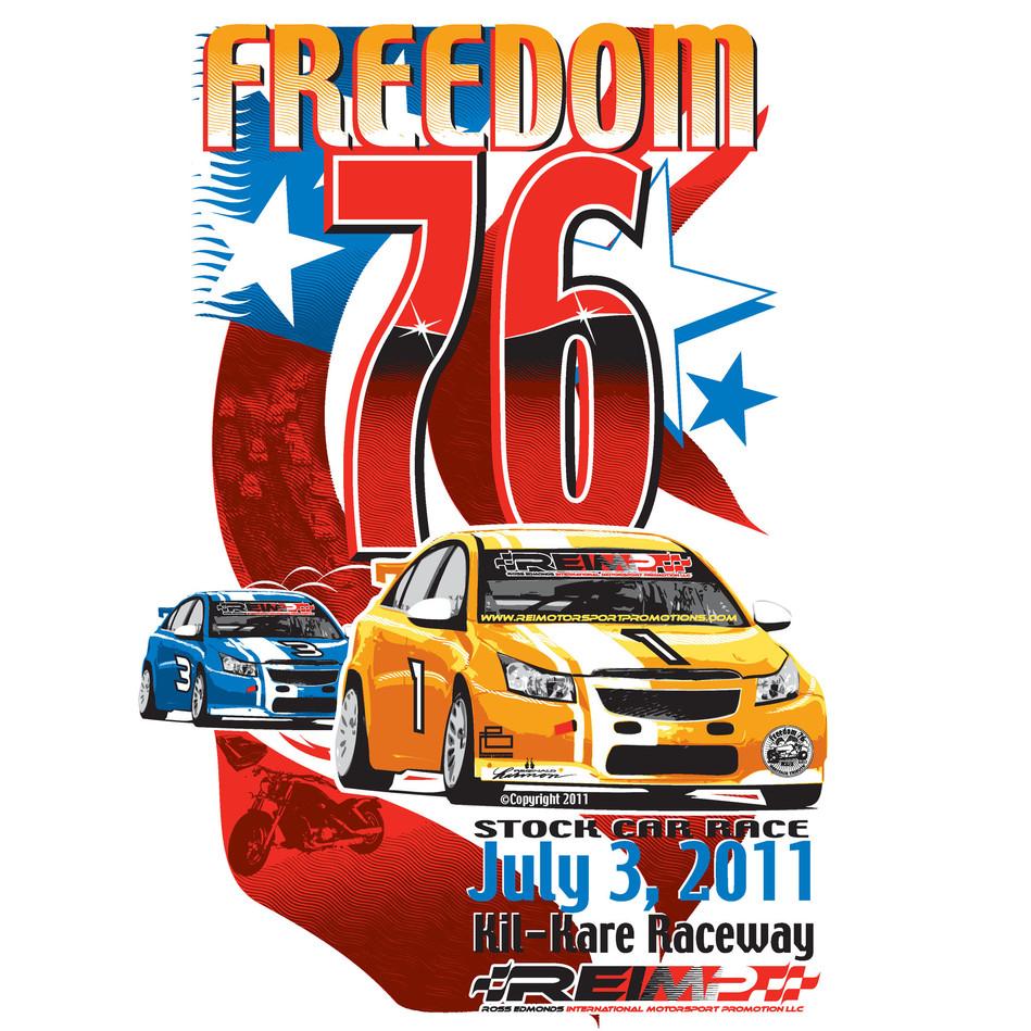 Freedom 76 Race 2011