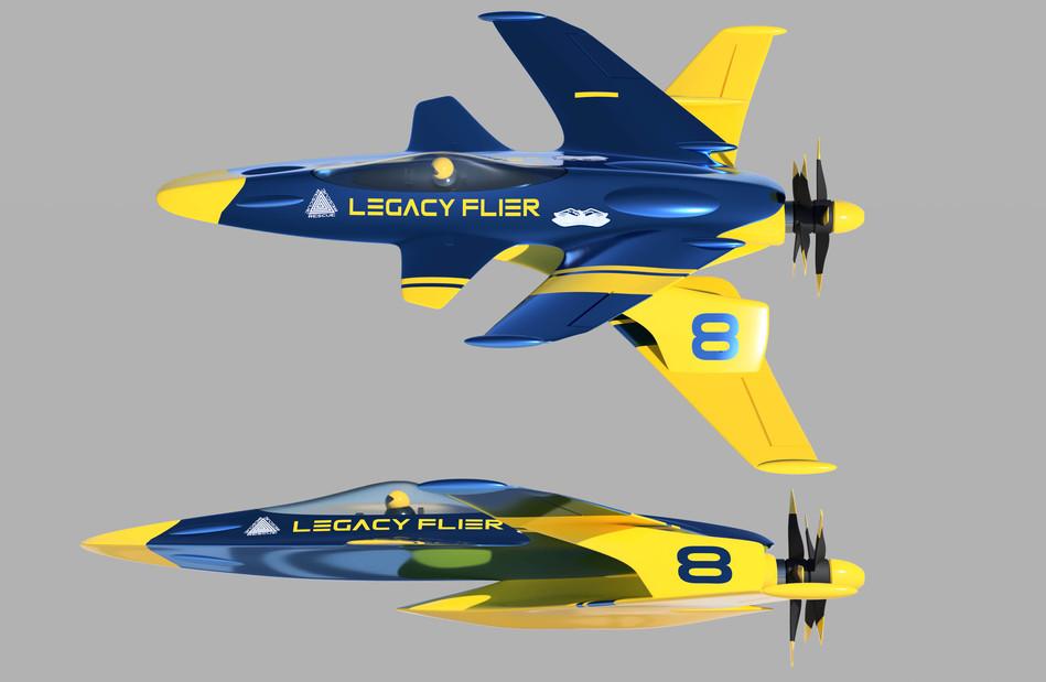 Legacy Flier